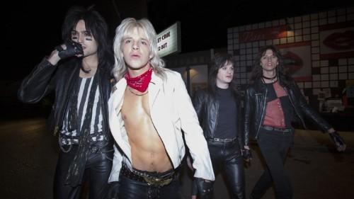 The Dirt Celebrates the Soullessness of Mötley Crüe