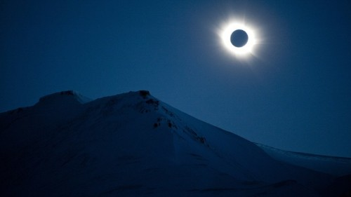 Annie Dillard's Classic Essay: 'Total Eclipse'