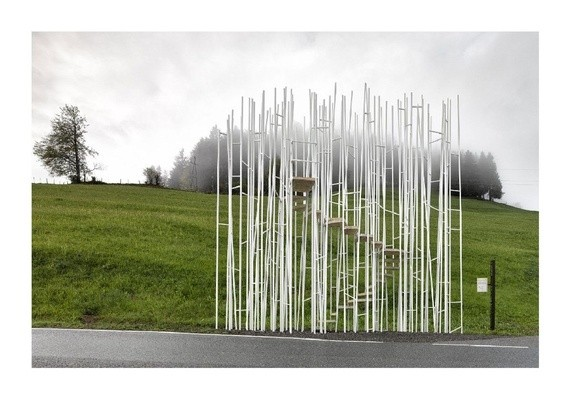 A Tiny Austrian Town Is Reinventing Bus Stops