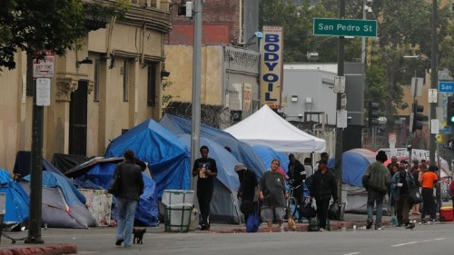 How to Solve Los Angeles's Homelessness Crisis