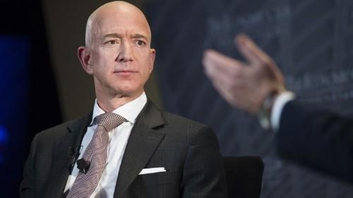 Jeff Bezos Brings the Receipts