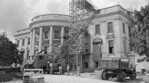 Trump's Bizarre Plan to Make Architecture Classical Again