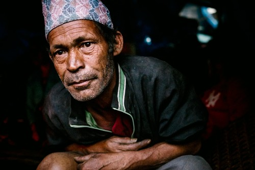 Rebuilding Nepal by Hand