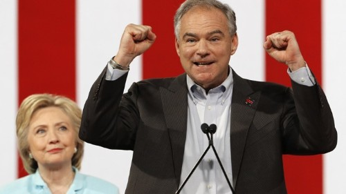 Why Cities Love Tim Kaine