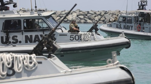 Why Does the U.S. Protect the Strait of Hormuz?