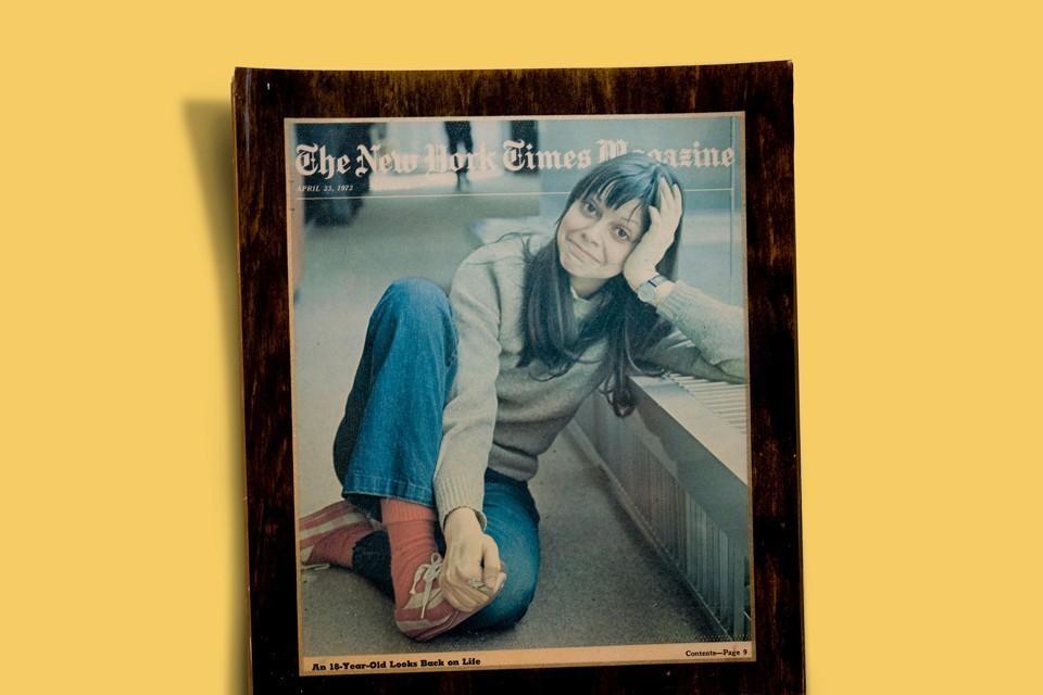 Wow - Magazine cover