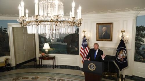 Trump May Already Be Violating the Iran Deal