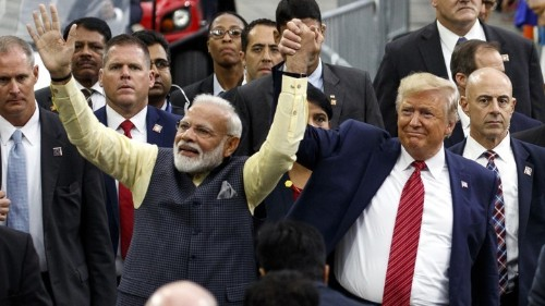 'Howdy, Modi!' Was a Display of Indian Americans' Political Power