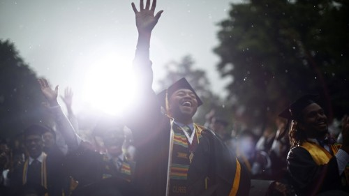 Robert Smith Gave Morehouse a Lesson in Humility