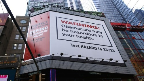 Why Anti-Obamacare Ads Actually Increased Obamacare Enrollment