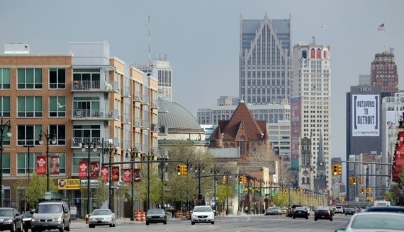 How Detroit Can Help Solve America's Student-Loan Crisis: A Political Solution