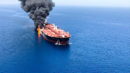 The World Is Getting Sucked Into U.S.-Iran Tensions