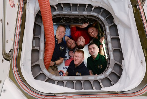 Earth From Above: Expedition 47 Aboard the ISS