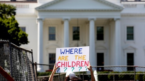 Trump Administration Unveils New Family-Separation Rule