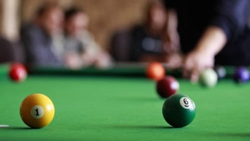 The Mind-Bending Physics of Trick-Shot Pool