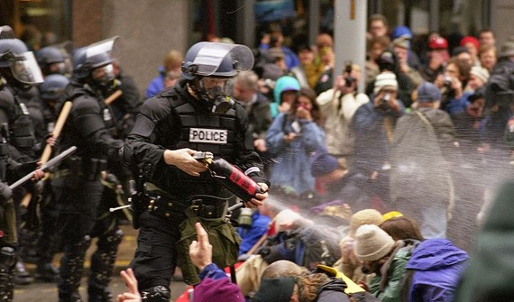 The Dark Side of Globalization: Why Seattle's 1999 Protesters Were Right