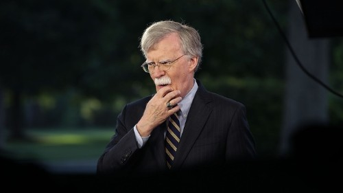 John Bolton Hints at How Much More He Still Has to Tell