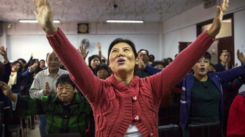 In China, Unregistered Churches Are Driving a Religious Revolution