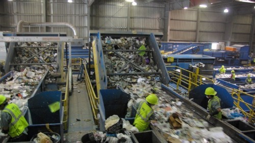 Single-Stream Recycling Is Easier for Consumers, but Is It Better?