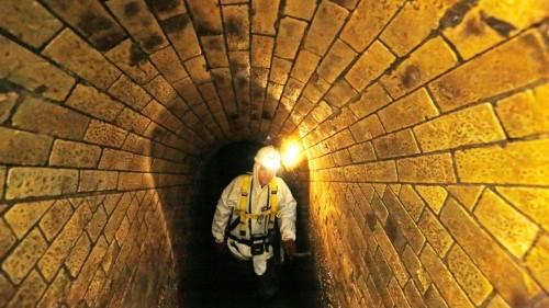 The Gold Lurking in America's Sewers