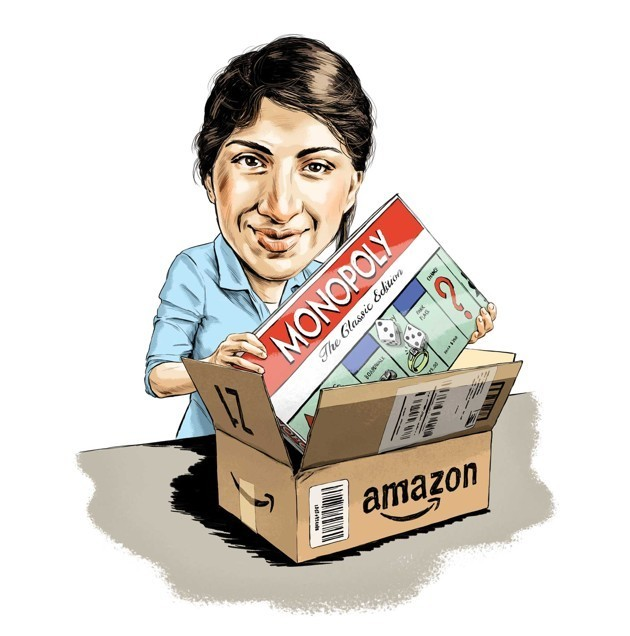 How to Fight Amazon (Before You Turn 29)