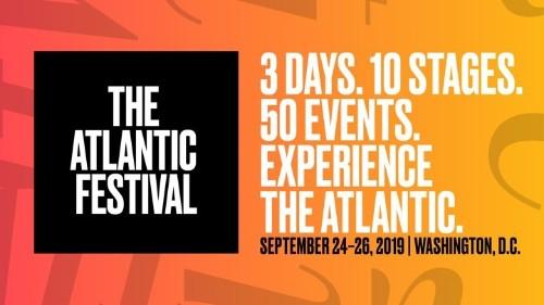 Speaker Nancy Pelosi, Laurene Powell Jobs Interviewing Bob Iger, and Kirstjen Nielsen To Appear at The Atlantic Festival September 24-26