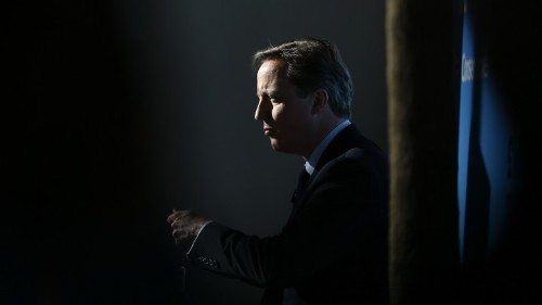 David Cameron on Anti-Zionism and Anti-Semitism