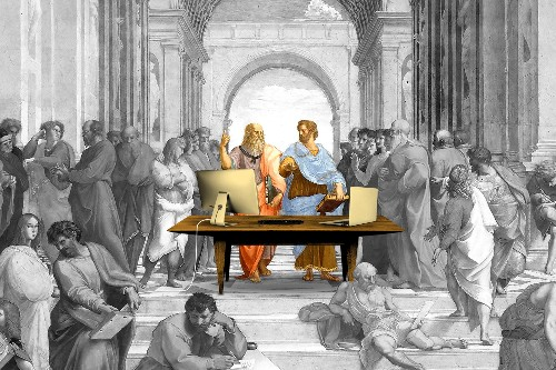 How Aristotle Created the Computer