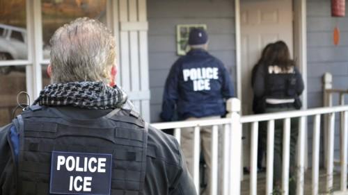 When ICE Raids Homes