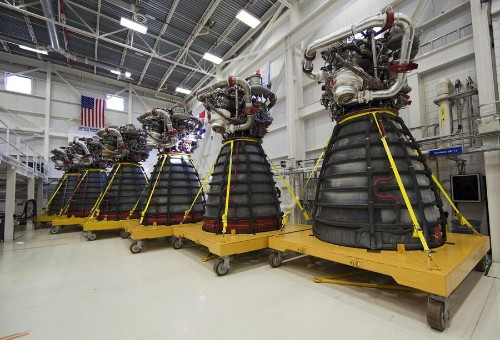 Decommissioning the Space Shuttles