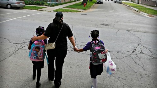 Between the World and Me: Black American Motherhood
