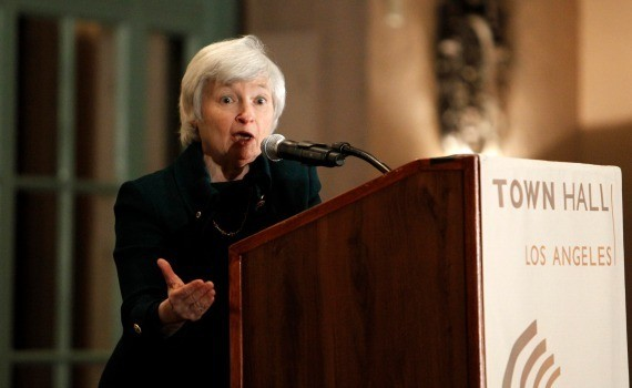 The Sexist Attacks on Janet Yellen Have to Stop