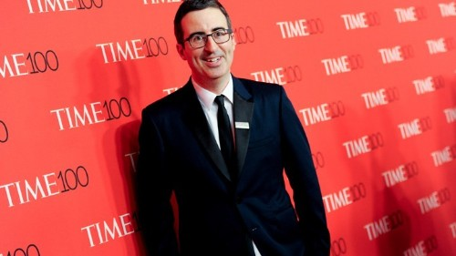 Can John Oliver Get Americans to Care About Encryption?