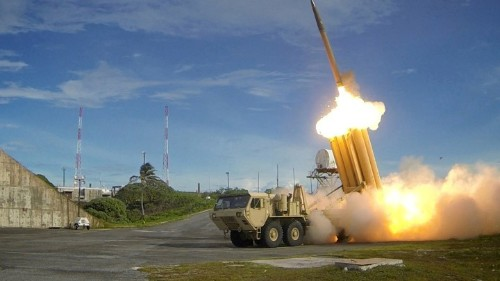 Actually, the U.S. Will Pay for the THAAD Anti-Missile System