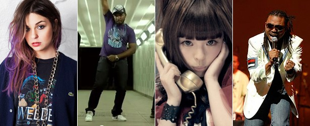 Beyond 'Gangnam': A Dozen Other Silly Global Dance Tracks from 2012