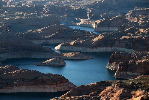 The American West Dries Up