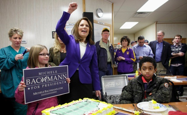 Bachmann Showed Female Politicians the Wrong Way to Seem Tough