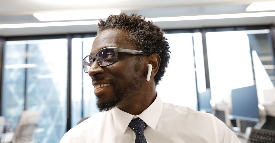Workers Love AirPods Because Employers Stole Their Walls