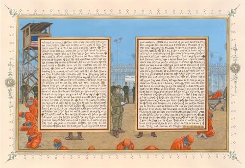 American Qu'ran Makes a Sacred Text Familiar