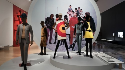 Pierre Cardin's Futuristic Fashion at the Brooklyn Museum