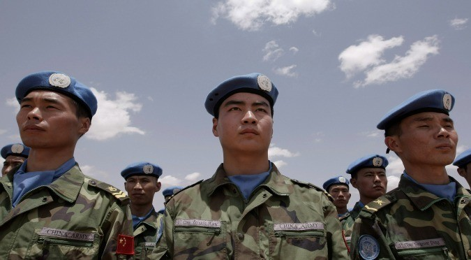 Beijing's Blue Berets: UN Peacekeeping and the Evolution of Chinese Diplomacy