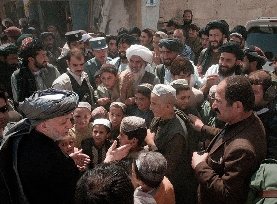 Hamid Karzai: 'I Didn't See a War in Afghanistan—I Saw a Conspiracy'