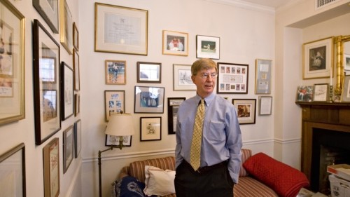 George Will Changes His Mind—But Stays True to His Convictions