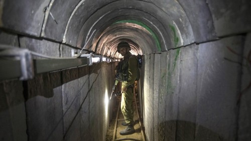 Why Is Israel Losing a War It's Winning?