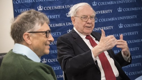 Buffett and Gates: America Is Already Great, Thanks to Immigrants