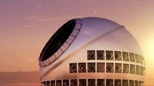 Hawaii's Thirty Meter Telescope Could End Up in the Canary Islands