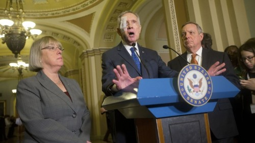 The New Democratic Obstructionists