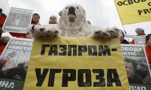 What Russia's Treatment of Greenpeace Activists Reveals About its Arctic Policy
