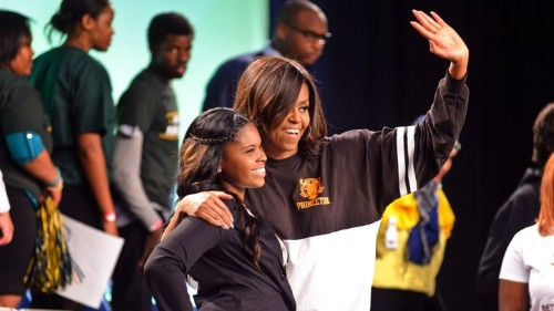 Michelle Obama's College Experience Is All Too Familiar for Minority Students