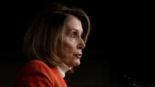Nancy Pelosi Just Showed Us Why She's the Democratic Leader
